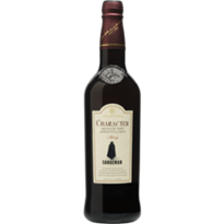 Sandeman Sherry Superior Medium Dry Character 750ml